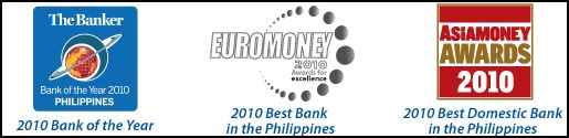 Metrobank Awards and Recognition