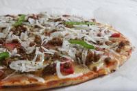 Deluxe Pizza - Albertos Pizza