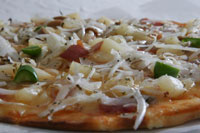 Hawaiian Pizza - Albertos