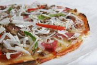 Meatlovers Pizza - Albertos Pizza