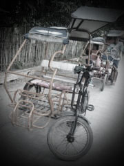 tricycle trisikad picture