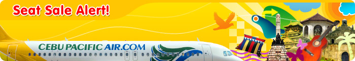 Cebu Pacific Latest Promo