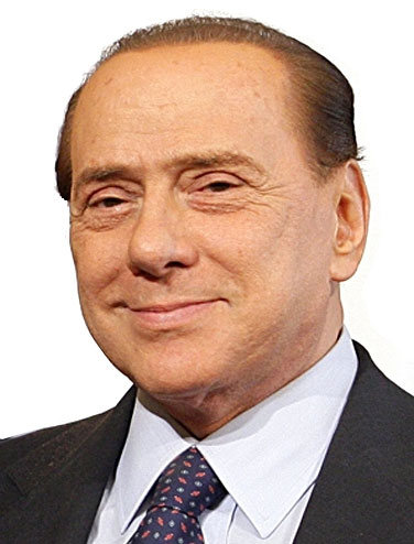 Picture of Silvio Berlusconi