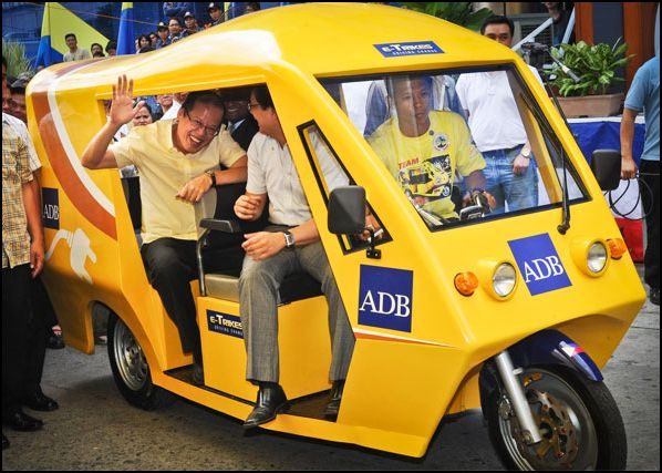 Electric Powered Tricycles