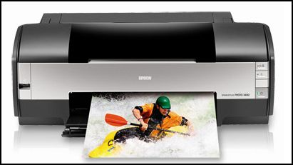 Epson Stylus Photo 1400 EEE Printer