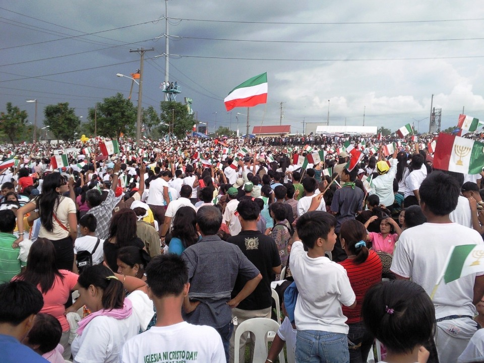 Iglesia ni Cristo members gathering