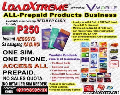 1st picture of The No. 1 Eloading Business in the Philippines - Top Eloading Business Offer in Cebu, Philippines