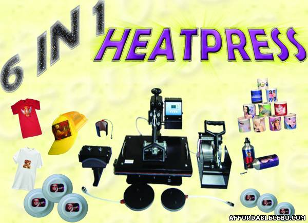8-in-1 Heat Press