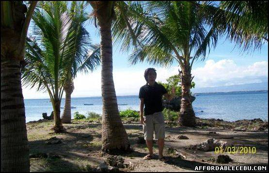 3rd picture of Beach Lot in Olango Island Ideal for Beach Resort For Sale in Cebu, Philippines