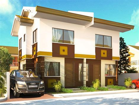 1st picture of 2 Storey Duplex House Ready for Occupancy For Sale in Cebu, Philippines