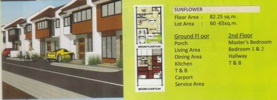 1st picture of Affordable homes @ Anami Homes Mactan For Sale in Cebu, Philippines