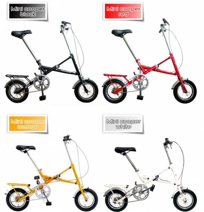 1st picture of folding bikes for sale For Sale in Cebu, Philippines