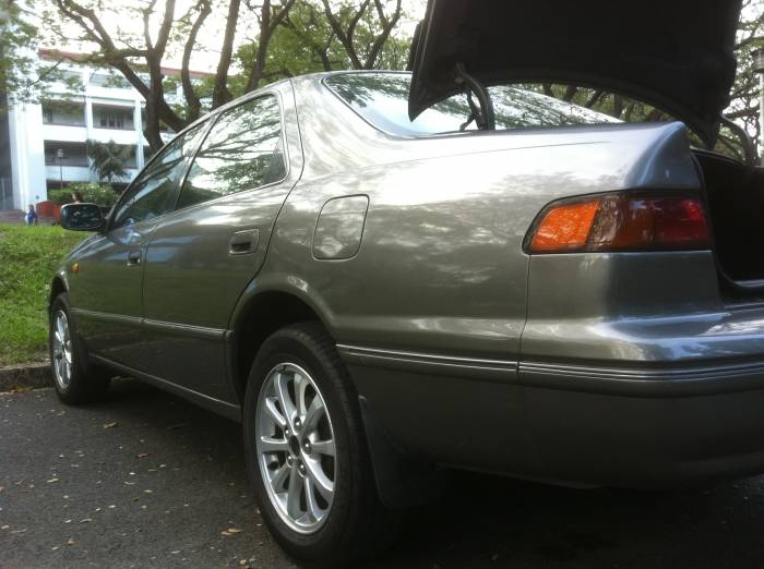 1st picture of 1997 TOYOTA CAMRY W/SOUND SET UP NEW AIRCON For Sale in Cebu, Philippines