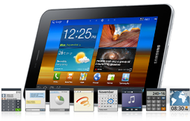 2nd picture of Samsung GALAXY TAb 7.0 Plus For Sale in Cebu, Philippines