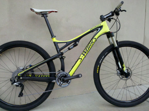 1st picture of For Sell 2011 Specialized S-Works Epic 29er For Sale in Cebu, Philippines