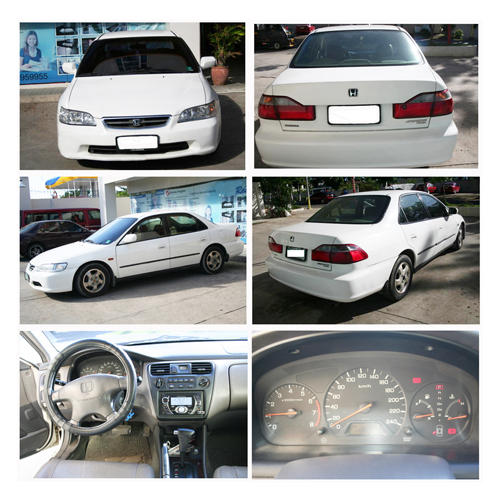 1st picture of Honda Accord Automatic - 1998 model For Sale in Cebu, Philippines