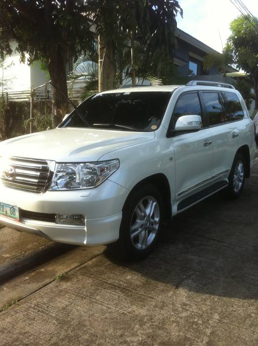 1st picture of 2009 TOYOTA LANDCRUISER GXR DIESEL 3M ONLY!!! For Sale in Cebu, Philippines