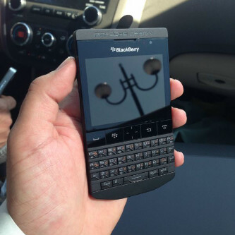 1st picture of Sell New: BB Z10 & BB Q10 / BB Porsche 9981 Black With Special Pins For Sale in Cebu, Philippines