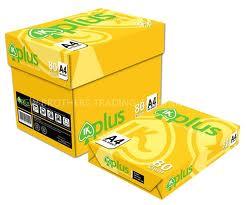 1st picture of IK Plus A4 Copy Paper 80gsm/75gsm/70gsm For Sale in Cebu, Philippines