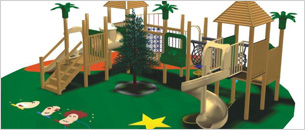 1st picture of Indoor and Outdoor Playground Equipments Manufacturer and Suppliers in India For Sale in Cebu, Philippines