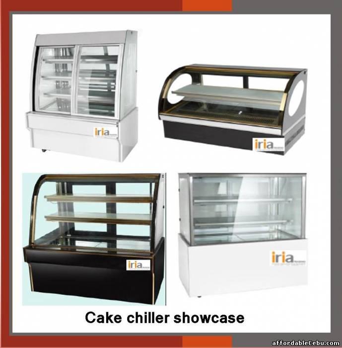 Cake Chiller Showcase 0917 526 0496 For Sale Outside Cebu