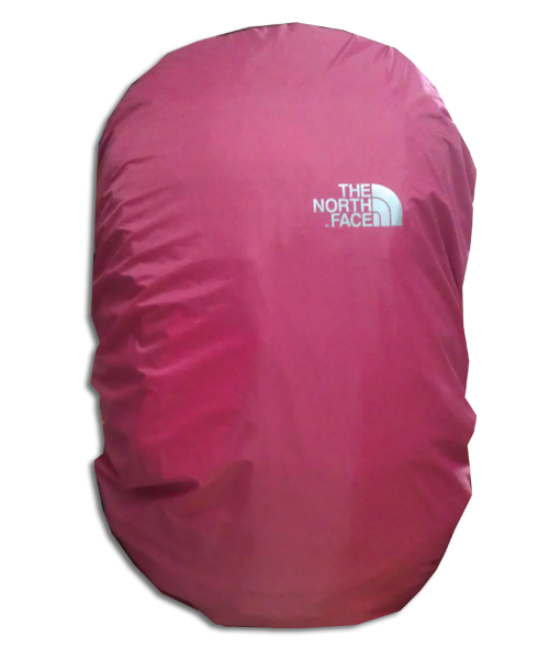 1st picture of The North Face Bags BackPack Rain Cover Made In Viet Nam 100% Original For Sale in Cebu, Philippines