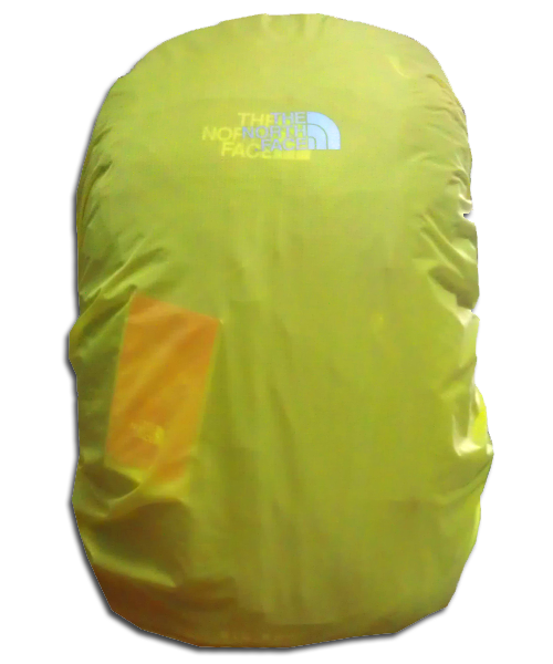 2nd picture of The North Face Bags BackPack Rain Cover Made In Viet Nam 100% Original For Sale in Cebu, Philippines