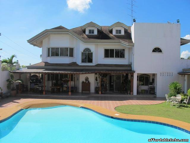 1st picture of Overlooking Huge House-Consolacion-45M For Sale in Cebu, Philippines