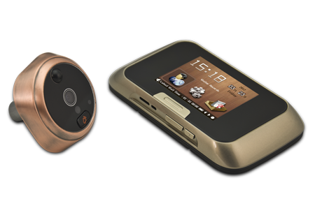 1st picture of Smart Peephole Auto = P 3,500.00 For Sale in Cebu, Philippines