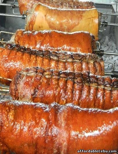 Cebu S Original Lechon Belly The Boneless Lechon For Sale