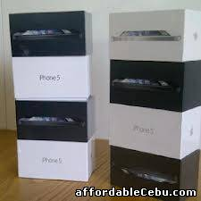 2nd picture of New Apple iPhone 5 64GB/Samsung Galaxy S3/Blackberry Z10 For Sale in Cebu, Philippines