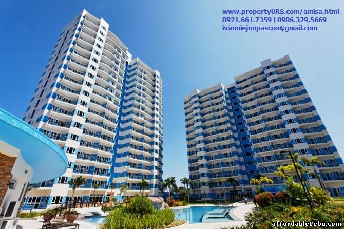 1st picture of BEACH FRONT CONDOMINIUM IN MACTAN AMISA by Robinsons Land Corporation For Sale in Cebu, Philippines