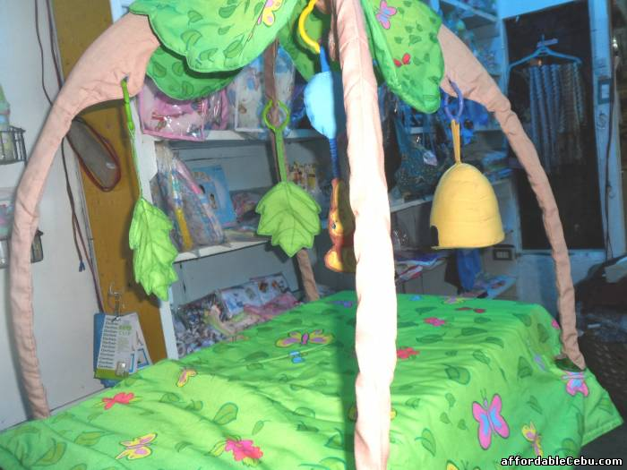 1st picture of Pooh Play mat / Play gym For Sale in Cebu, Philippines