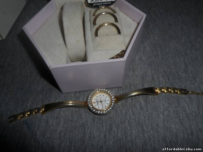 4th picture of Watch (Georges Memmi Paris) For Sale in Cebu, Philippines