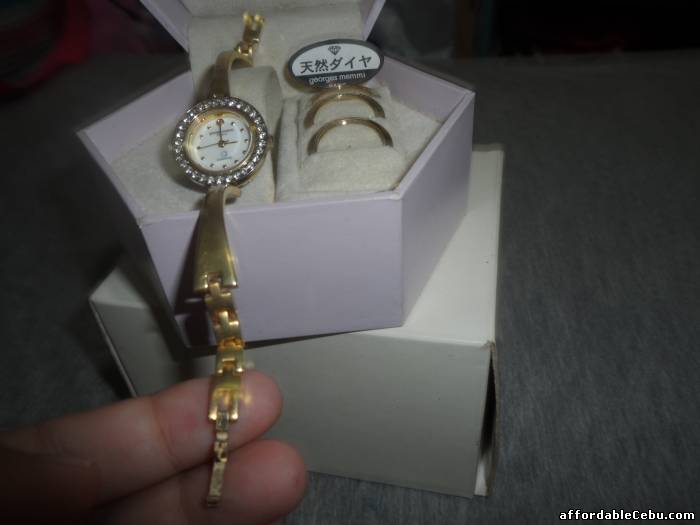 3rd picture of Watch (Georges Memmi Paris) For Sale in Cebu, Philippines