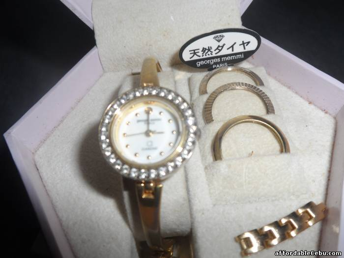 2nd picture of Watch (Georges Memmi Paris) For Sale in Cebu, Philippines