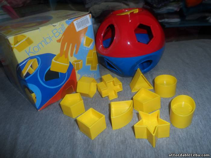 1st picture of Shape-O-Toy For Sale in Cebu, Philippines