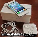 1st picture of Apple Iphone 5 64Gb / Sansung  Galaxy S4 For Sale in Cebu, Philippines