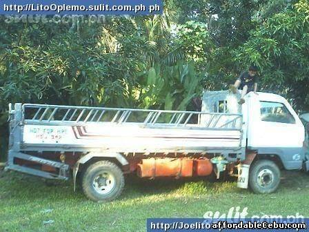 1st picture of truck for hire in cebu open 24 hour Offer in Cebu, Philippines