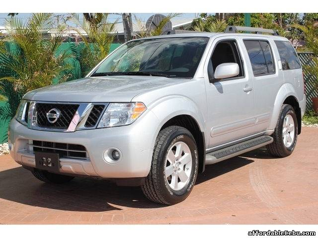 used 2011 nissan pathfinder le for sale for sale cebu city cebu philippines 25820. Black Bedroom Furniture Sets. Home Design Ideas