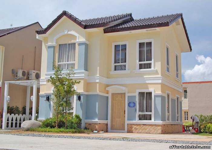 1st picture of House and Lot Cavite - 3 Bed 2 Bath 20k/mon | Gabrielle For Sale in Cebu, Philippines