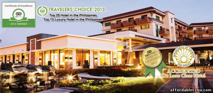 2nd picture of Best Resort Hotel in Clark Pampanga Awarded by Tripadvisor Announcement in Cebu, Philippines