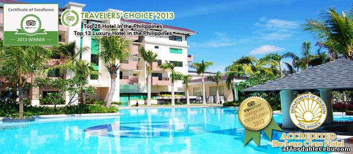1st picture of Best Resort Hotel in Clark Pampanga Awarded by Tripadvisor Announcement in Cebu, Philippines