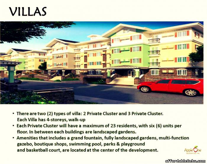 2nd picture of Villas giving you the coziness exclusivity For Sale in Cebu, Philippines