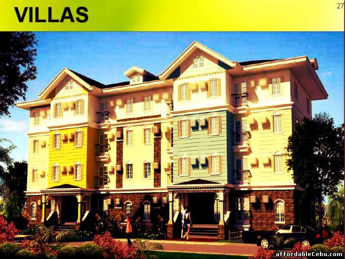 1st picture of Villas giving you the coziness exclusivity For Sale in Cebu, Philippines
