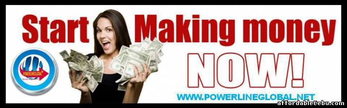 1st picture of Home Based Extra Income - POWERLINE GLOBAL NETWORKING Offer in Cebu, Philippines