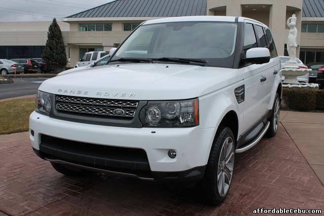 2011 land rover range rover sport hse lux 19000 for sale aloguinsan cebu philippines 27806. Black Bedroom Furniture Sets. Home Design Ideas