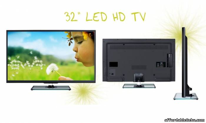 "1st picture of PROMO:Qube 32"" LED HD TV For Sale in Cebu, Philippines"