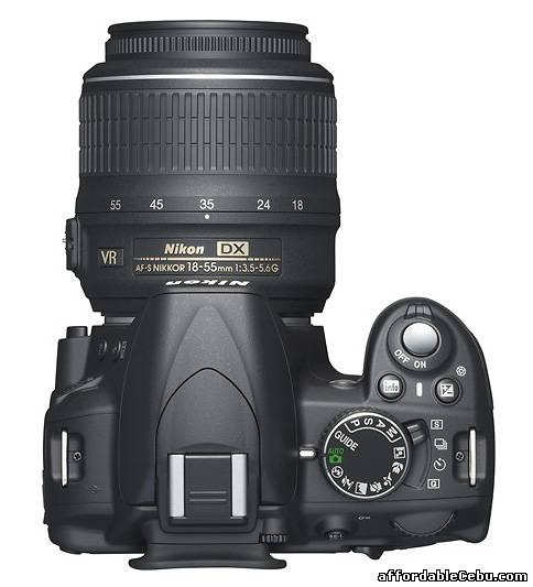 5th picture of NIKON DSLR  D3100 CAMERA For Sale in Cebu, Philippines