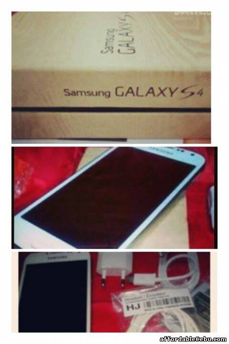 1st picture of BRAND NEW SAMSUNG GALAXY S4 For Sale in Cebu, Philippines